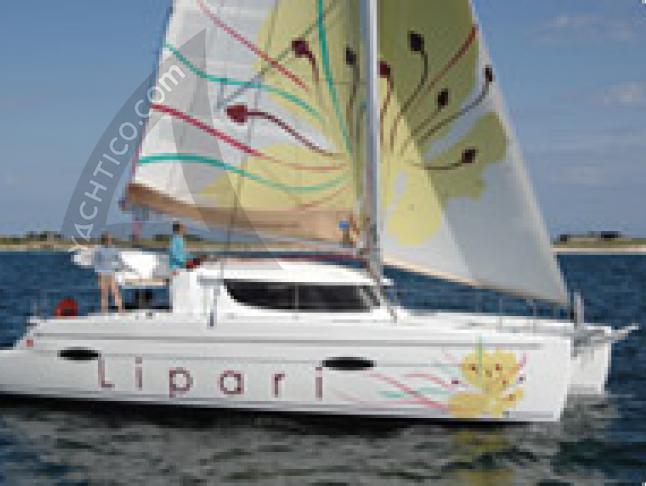 Katamaran Lipari 41 Yachtcharter Kastela - Kroatien