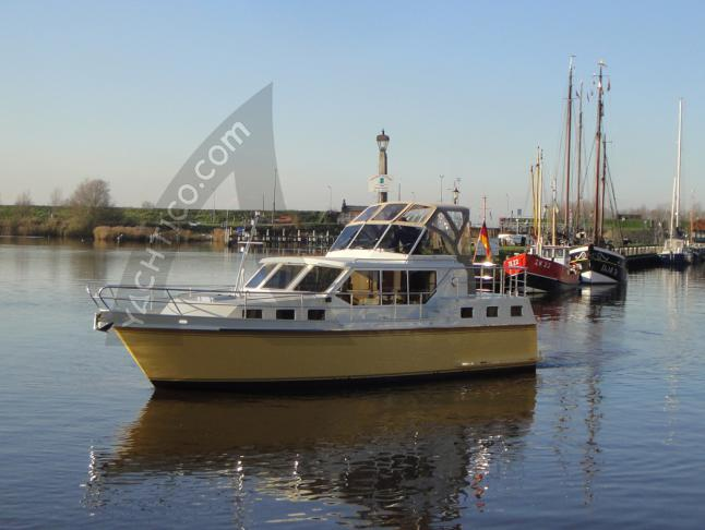 Hausboot Keser-Hollandia 1200 C in Berlin chartern
