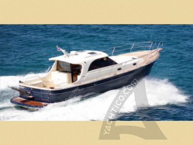 Motorboot Adriana 44 Yachtcharter in Marina Vitrenjak