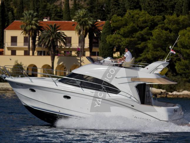 Yacht Antares 36 chartern in ACI Marina Split