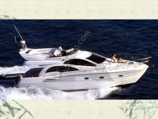 Astondoa 43 Motoryacht Charter Denia