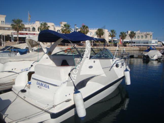 Cobrey 250 SC Motorboot Charter Spanien