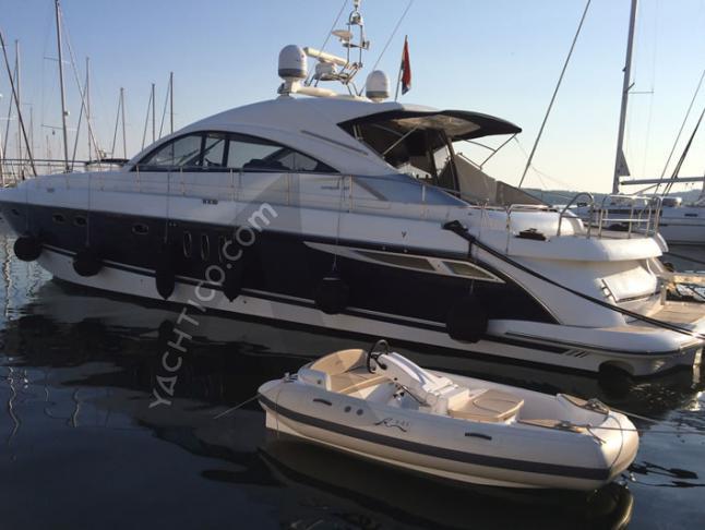 Fairline Targa 62 Motoryacht Charter Krk