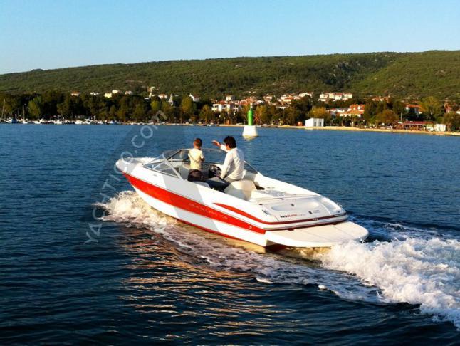 Maxum 1800 Motorboot Charter Kroatien