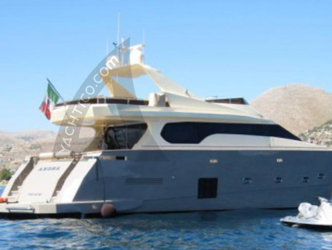 Megayacht Motoryacht Charter Palermo