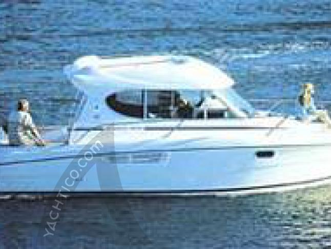 Merry Fisher 805 Motoryacht Charter Potsdam