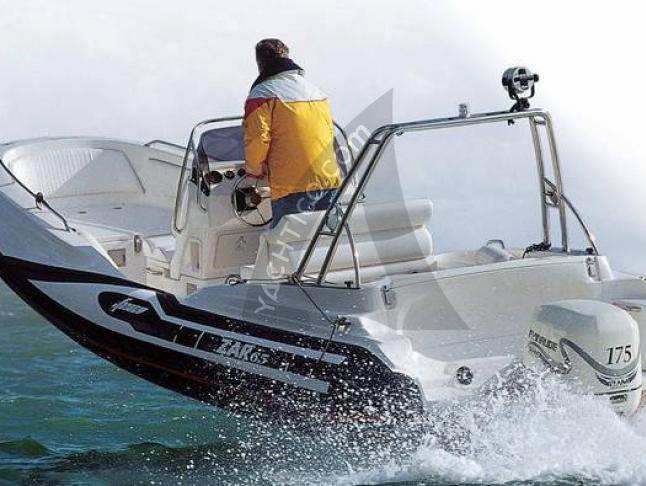 Zar 65 Suite Motorboot Charter Frankreich