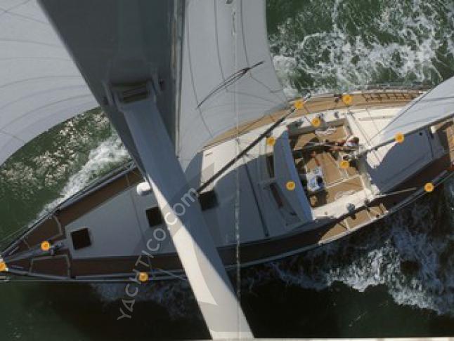 Amel 53 Segelyacht Charter Procida