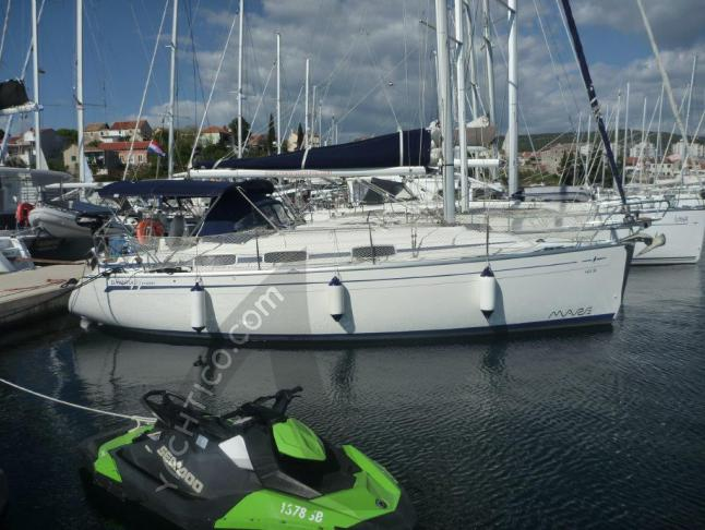 Segelyacht Bavaria 30 Cruiser chartern in Marina Mandalina