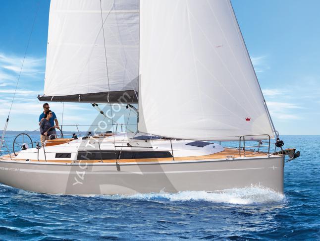 Segelyacht Bavaria 34 Cruiser chartern in Gothenburg
