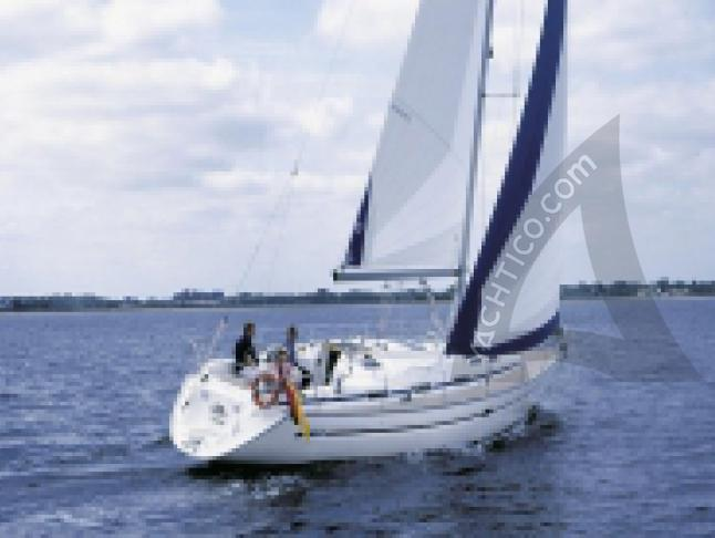 Bavaria 40 Segelboot Charter Athen