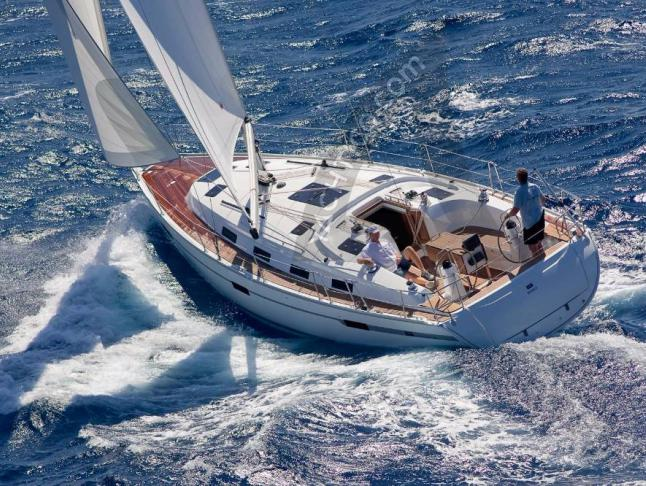 Segelboot Bavaria 40 Cruiser Yachtcharter in Marina Veruda
