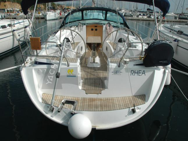 Segelboot Bavaria 43 Cruiser Yachtcharter in Marina di Portisco