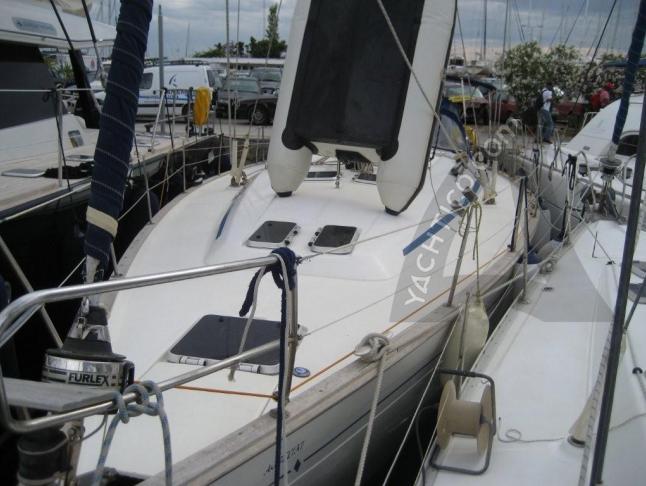 Segelyacht Bavaria 47 Yachtcharter in Marina Alimos Kalamaki