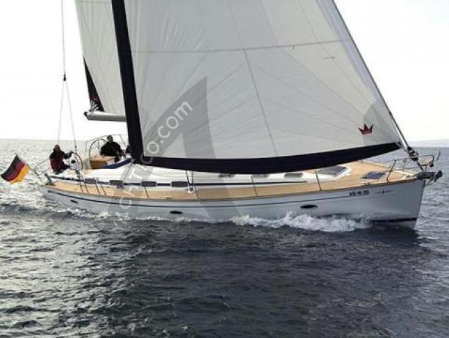Bavaria 50 Cruiser Segelboot Charter Tropea