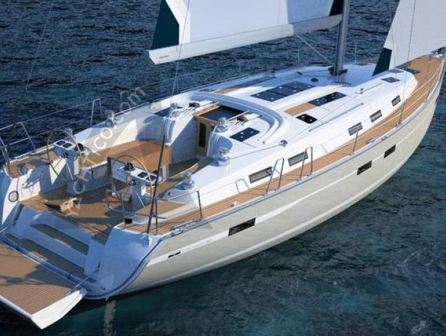 Bavaria 50 Cruiser Segelyacht Charter Hyeres