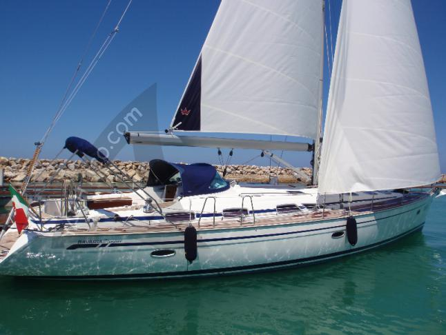 Bavaria 51 Segelyacht Charter Piombino
