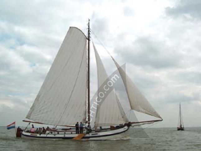 Brave Hendrik Segelyacht Charter Harlingen