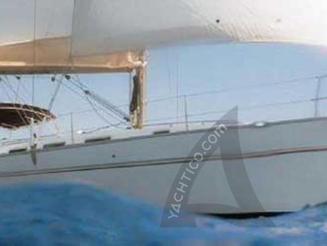 Cyclades 39.3 Segelyacht Charter Trapani