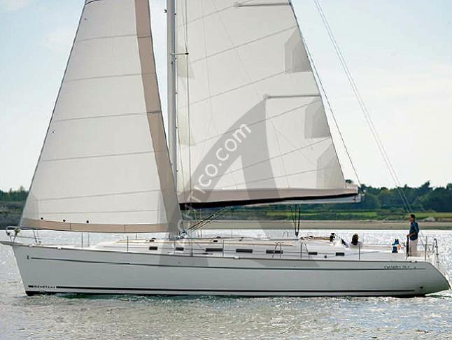 Segelyacht Cyclades 43.4 Yachtcharter in Marina La Lonja