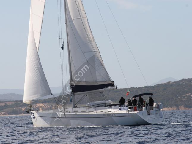 Segelyacht Cyclades 50.5 Yachtcharter in Marina di Portisco
