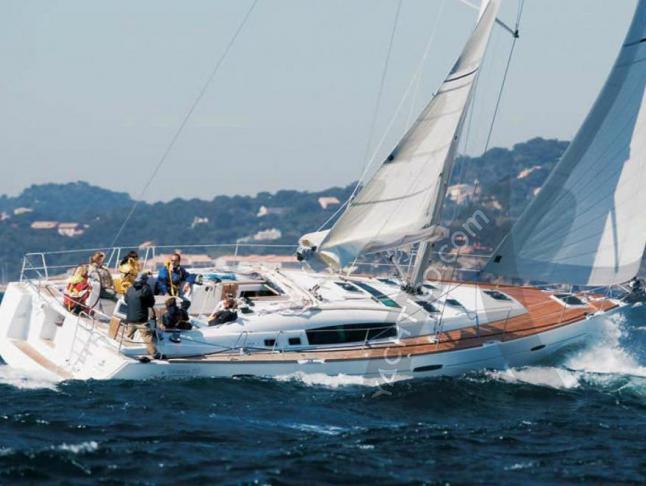 Cyclades 50.5 Segelboot Charter Phuket