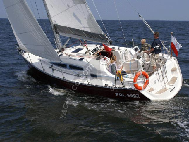 Segelboot Charter Delphia 33.3 Marina Alboran