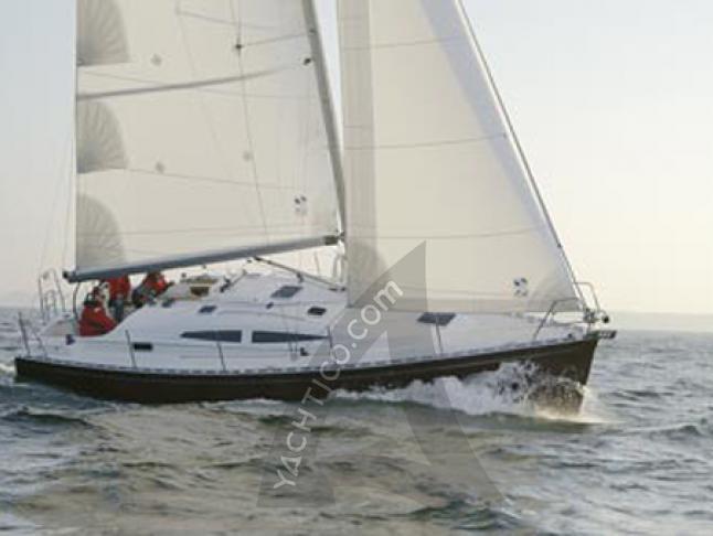 Delphia 33.3 Segelboot Charter Palma