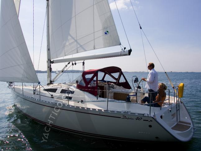 Delphia 40 Segelboot Charter Gothenburg