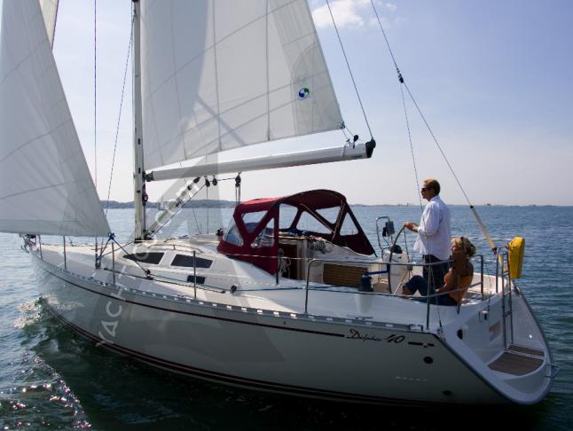 Delphia 40.2 Segelyacht Charter Gothenburg