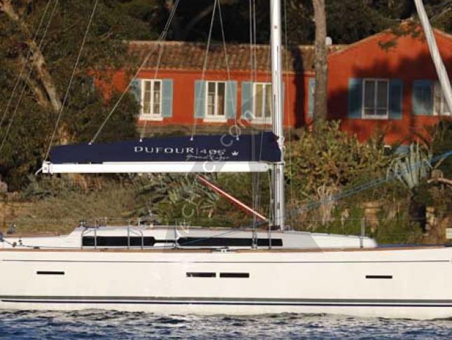 Dufour 405 Segelyacht Charter Hyeres