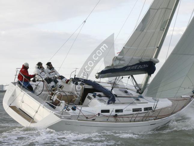 Segelboot Dufour 425 Grand Large chartern in Kastela