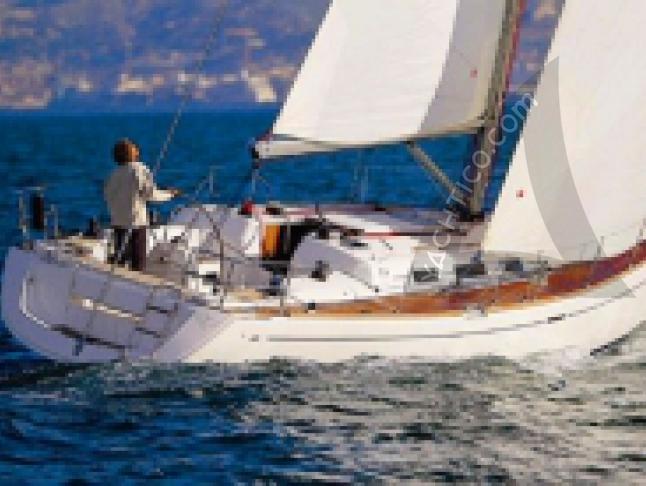 Dufour 44 Segelyacht Charter Putbus