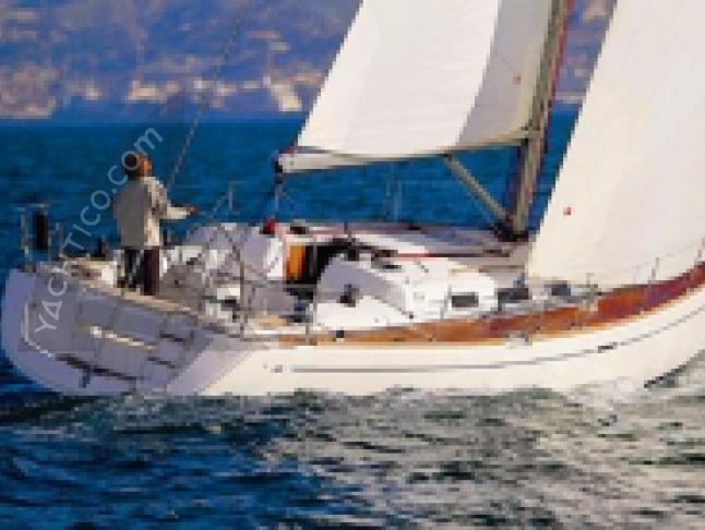 Dufour 44 Segelboot Charter Izola