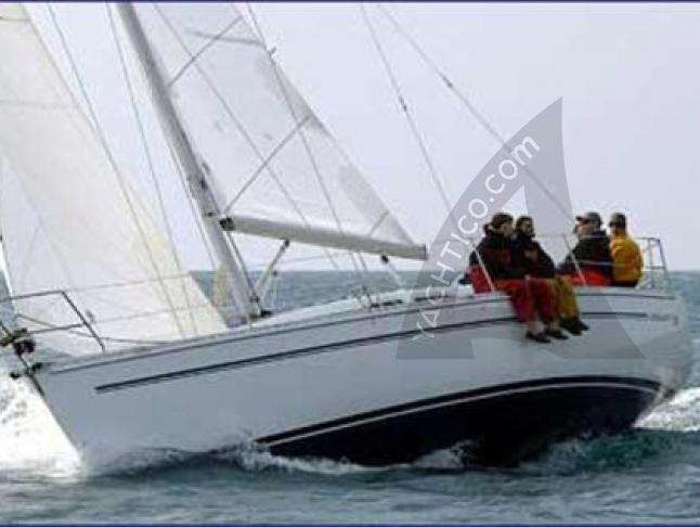 Segelboot Elan 333 Yachtcharter in Marina Dalmacija