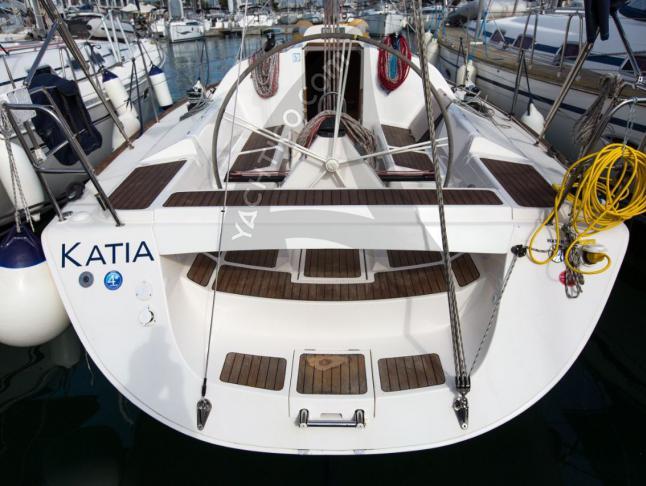 Segelyacht Elan 37 chartern in Marina Kastela