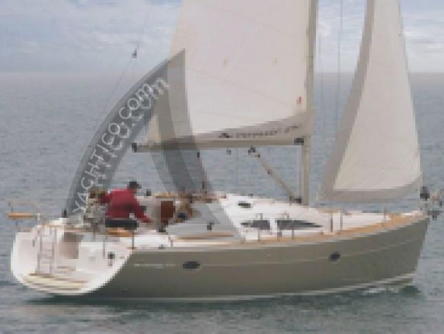 Elan 384 Impression Segelboot Charter Izola