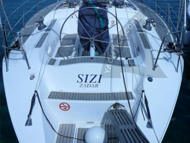 Charter Yacht Elan 431 Marina Dalmacija
