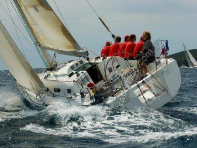 Segelboot First 36.7 Yachtcharter in Marina Kremik