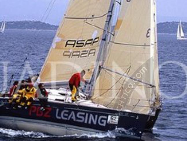 First 36.7 Segelyacht Charter Alghero