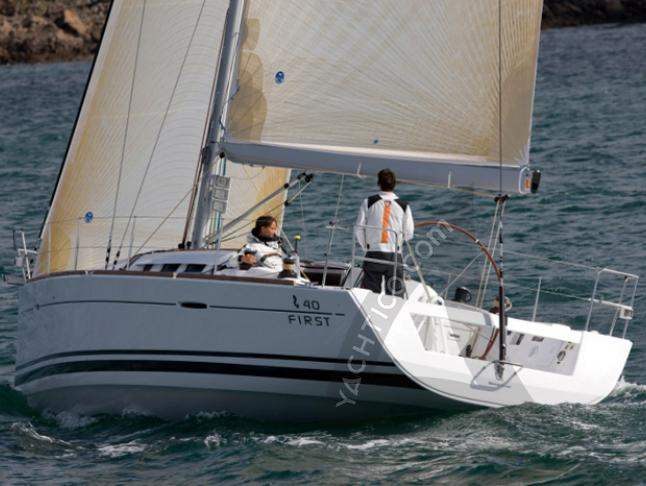 Segelyacht First 40 Yachtcharter in Marina Alimos Kalamaki