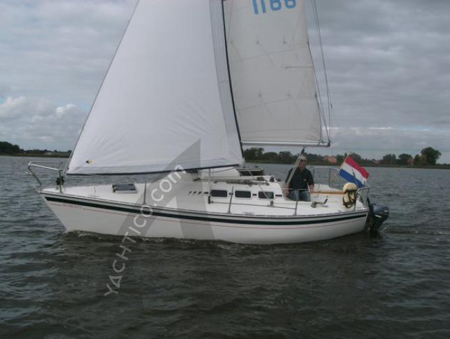 Friendship 22 Sport Segelboot Charter Niederlande