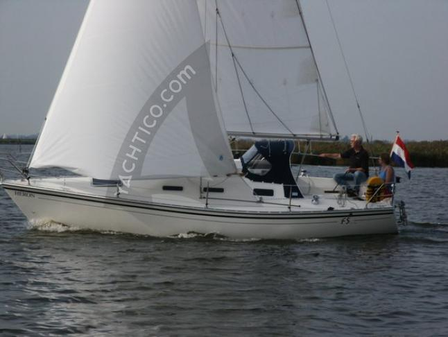 Segelyacht Friendship 26 Free Yachtcharter in Terkaple