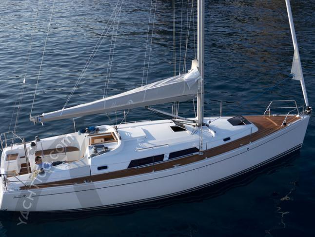 Yacht Hanse 400 - Sailboat Charter Amalfi