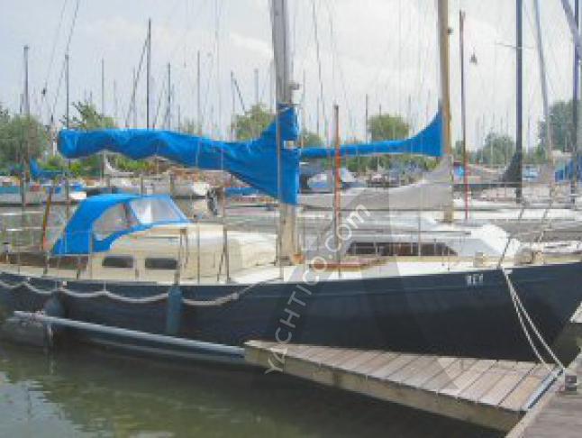 Koopmans 30 Segelboot Charter Niederlande