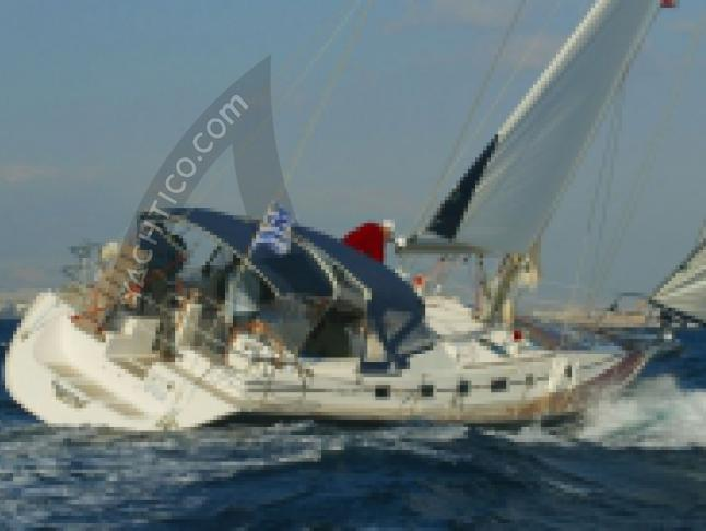 Ocean Star 51.2 Segelyacht Charter Thira