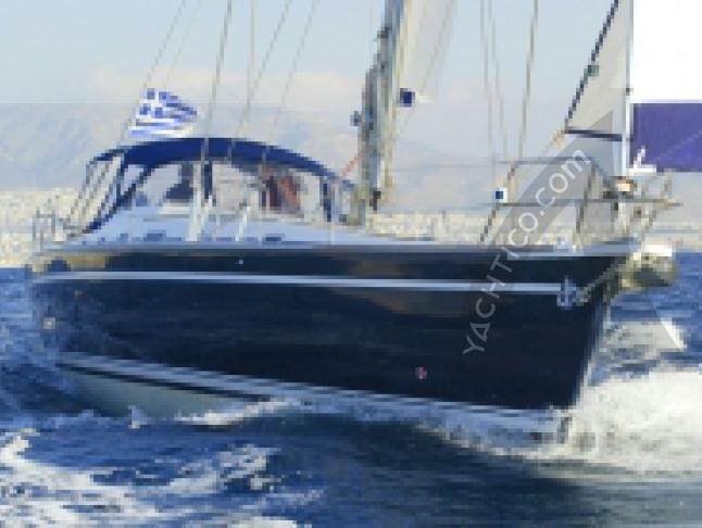 Yachtcharter Athen Ocean Star 56.1