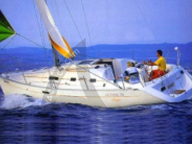 Oceanis 311 Segelyacht Charter Sukosan Bibinje