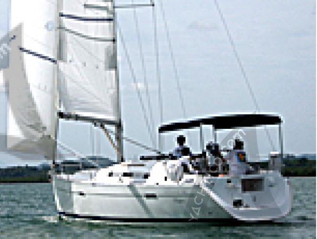 Oceanis 343 Segelyacht Charter Phuket