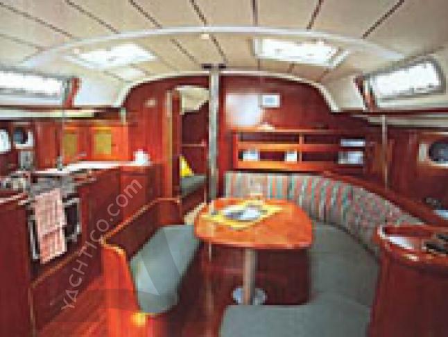 Oceanis 411 Segelyacht Charter Primosten